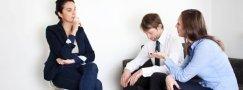psicoterapia, terapia della famiglia, consulenza psichiatrica