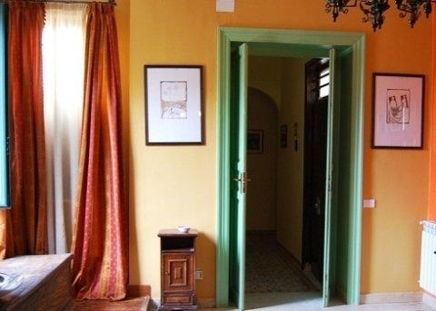 interni della casa, ingresso appartamento