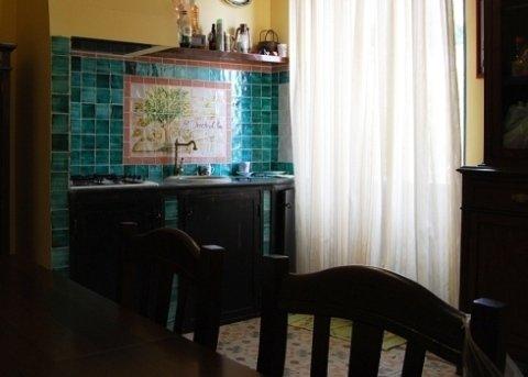 cucina condivisa, room & breakfast