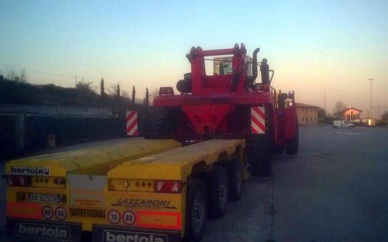trasporto pesante