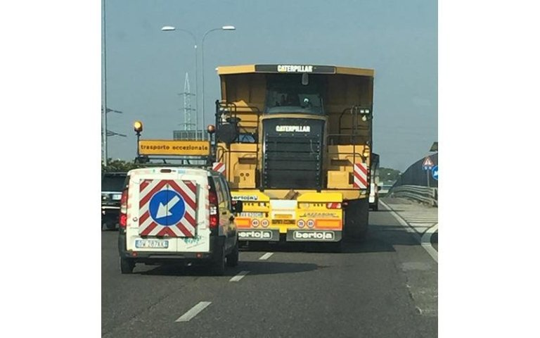 trasporti emergenza autostrada