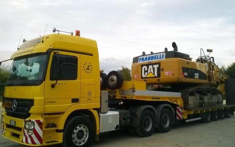 camion da trasporto