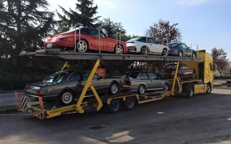trasporto vetture