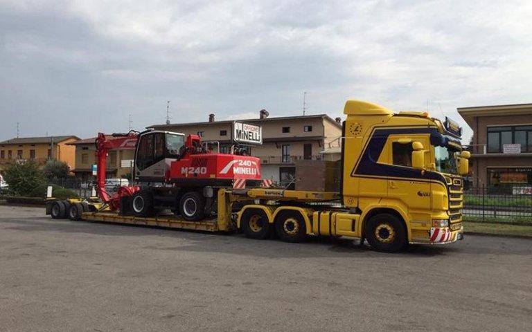 camion per vetture