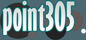 Point 305 logo