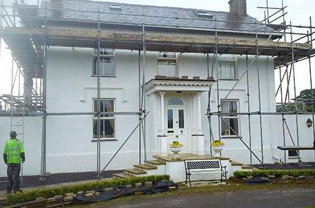 high-quality scaffolding