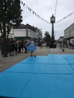 Dance events for children