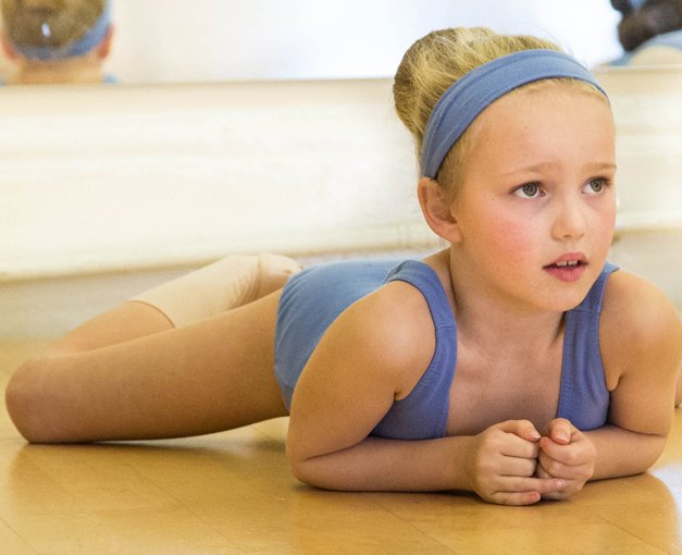 Ballet classes for girls