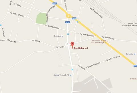 Biosmedica sede a San Giovanni al Natisone