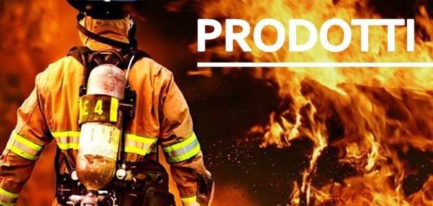 prodotti antincendio e antinfortunistica