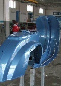 restauro veicoli d'epoca