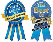 Best of Kirkland 2014 and 2015