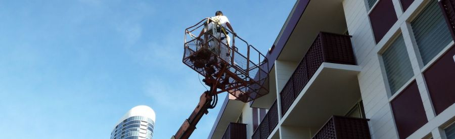 Our painters at work in Honolulu, HI