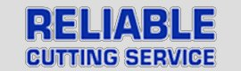 reliable cutting service logo