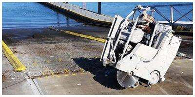 reliable cutting service concrete cutting service