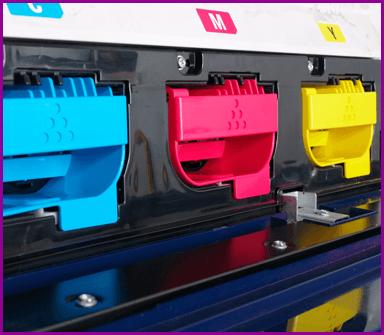 stampa ink jet