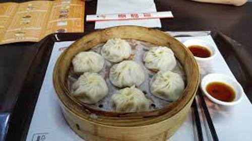 for Cibo cinese menu