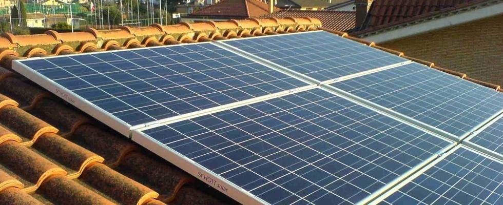 Solare termico Sassari