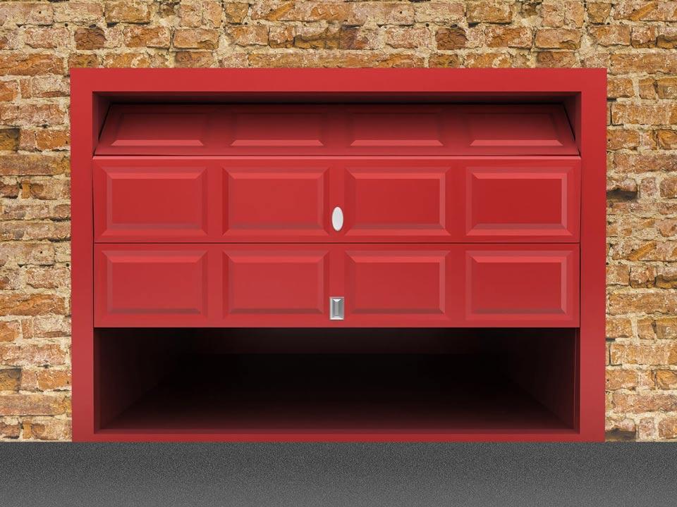Made To Measure Roller Garage Doors In Devon And Somerset