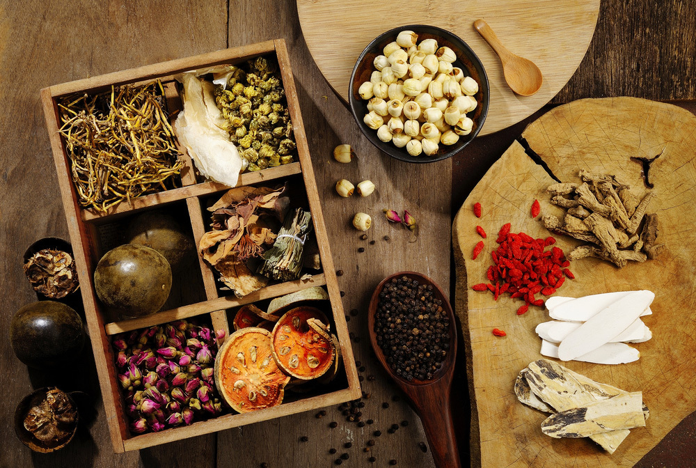 An image of herbal medicine