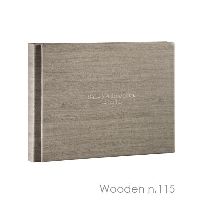 Olimp Album Wooden Model, material n. 115