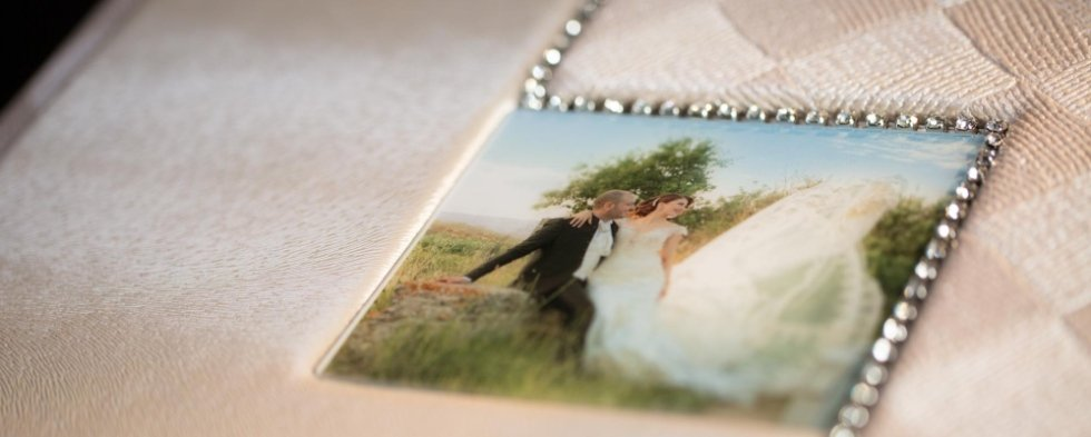 wedding albums creation