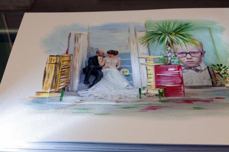 Olimp Fotolibro Artistico Pittura continua