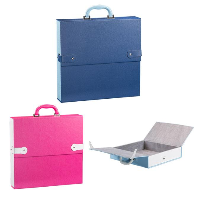 Olimp Album Windows Baby Case. Leatherette case, available for 30x30 albums in the colours shown in the picture
