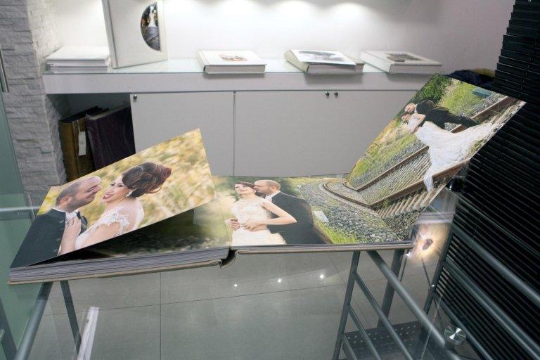 Olimp Fotolibro Artistico Apertura Doppia