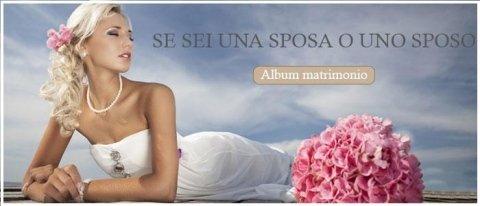 collezione album matrimonio