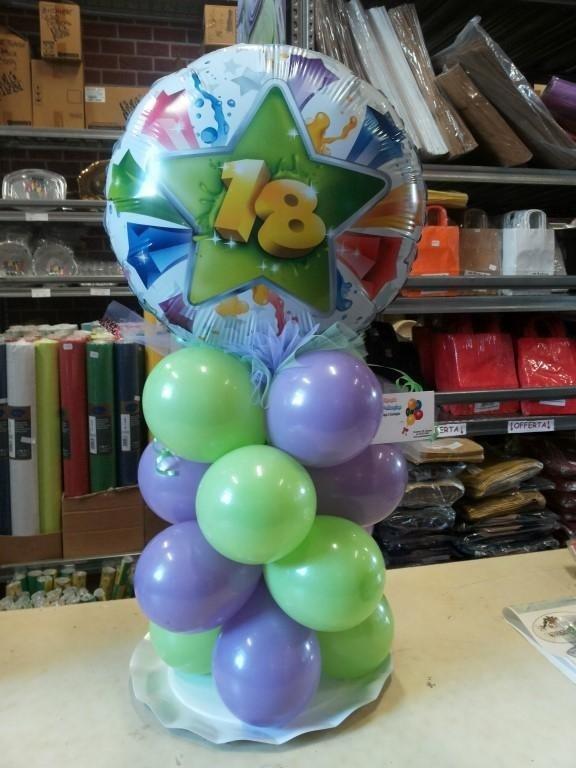 composizioni con palloncini