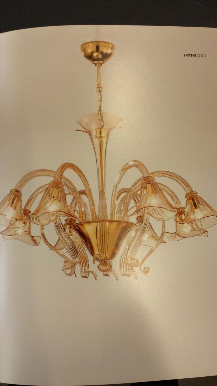 lampadario classico reggio emilia