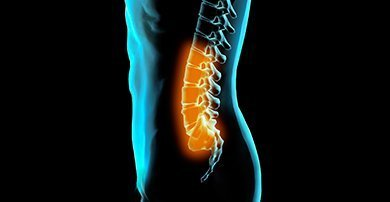 associated medical clinics amc pain forming at the bottom of spinal cord