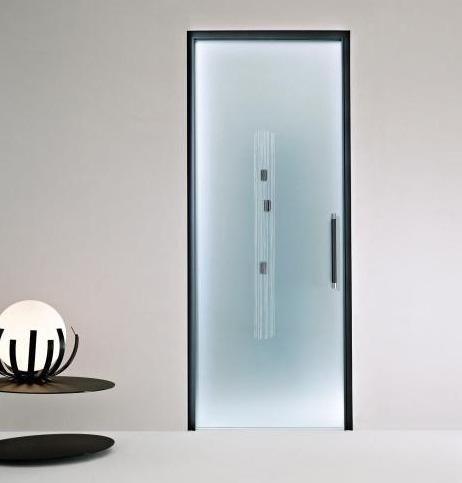 Porte interne vetrate