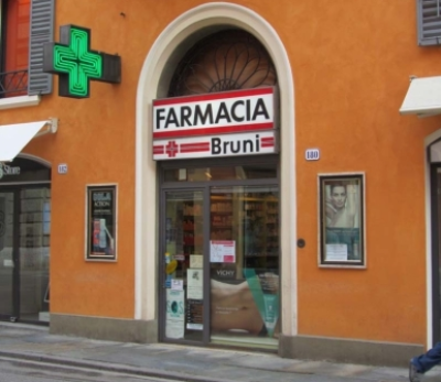FARMACIA BRUNI, interno