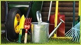 vendita strumenti giardinaggio