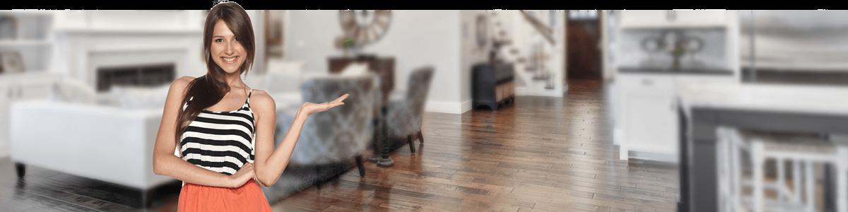 floor clean house girl