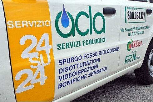 Acla servizi ecologici