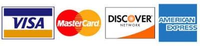 Credit Card Payment Logos