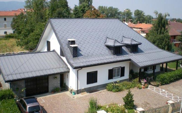 rivestimenti tetti