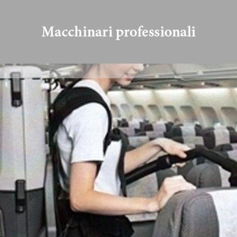 macchinari professionali