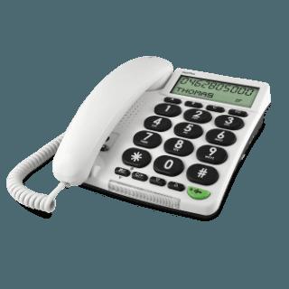 Telefono amplificato