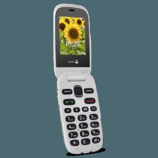 TELEFONO CON FOTOCAMERA DI FACILE UTILIZZO CON AMPIO DISPLAY