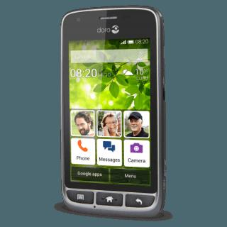 Smartphone amplificato