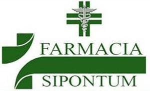 FARMACIA SIPONTUM SNC - Logo
