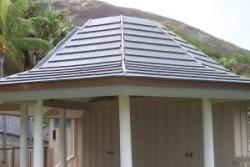 Roof repair in Hauula