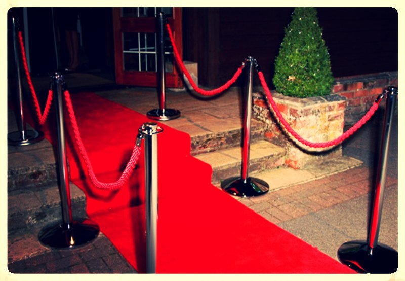 Red Carpet Ace Party