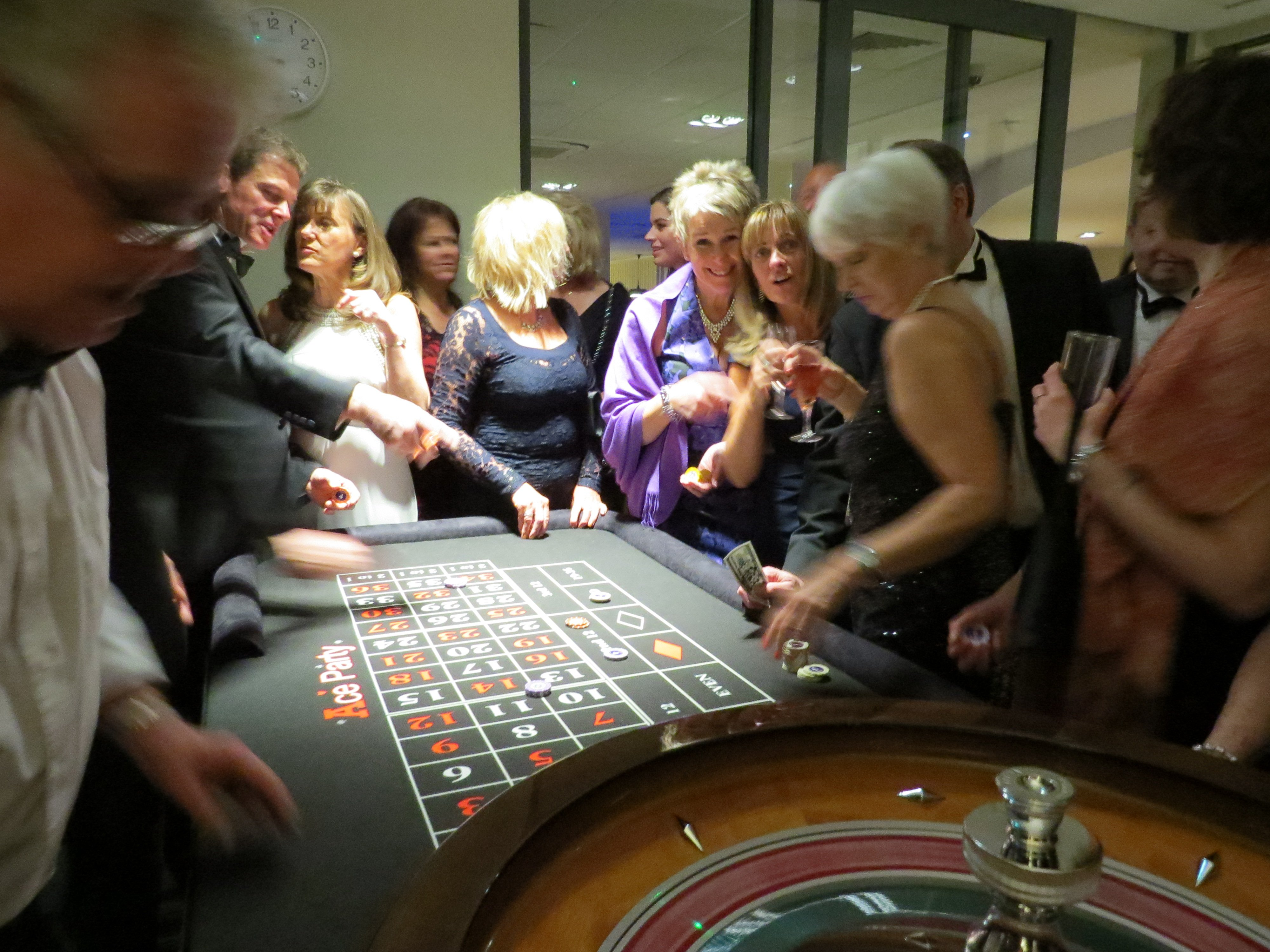 Fun Casino Ace Party