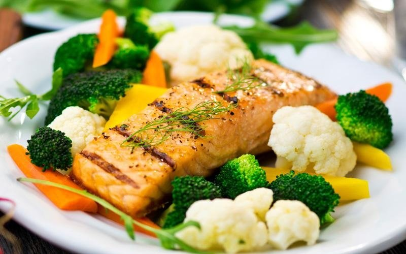 Specialità pesce di lago Osmate (VA)