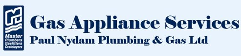 Gas appliance services logo